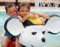 Gyermekjáték az élményfürdőben