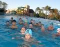 Gyopárosfürdő parkfürdő sportmedencéje