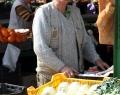 Gyula az orosházi piacon