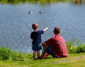 Horgásztavak