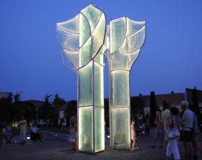 Üveg körtefa