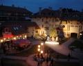 Éjszakai élet Orosháza belvárosában