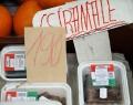 Orosházi csíramálé a piacon