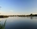 Béke / Homokbánya tó látkép