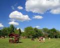 10 hektáros zöld park