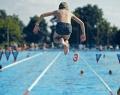 50 méteres sportmedence a parkfürdőben
