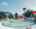 Gyermekfürdő a parkfürdőben