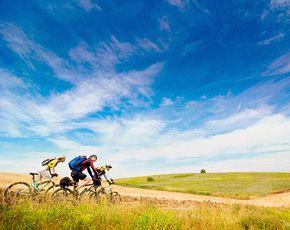 Kerékpártúra profiknak