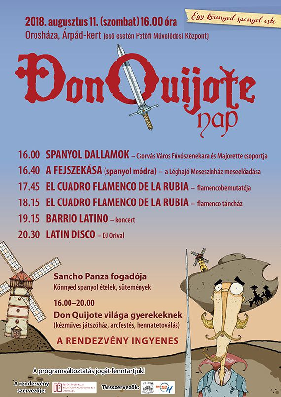 Don Quijote nap