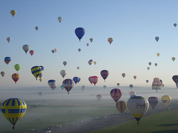 Hőlégballonok Orosházán –2018. augusztus 23-26.