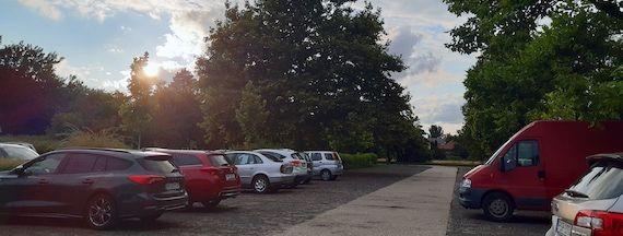 Besplatnij parking v Gioparos