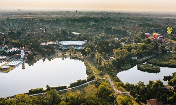 Hőlégballon fieszta Orosháza-Gyopárosfürdő 2019