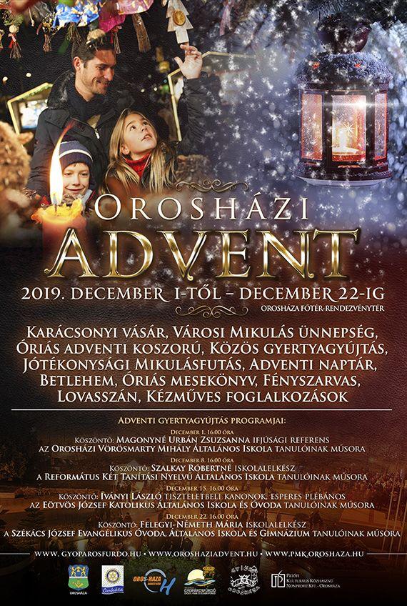 Orosházi Advent 2019