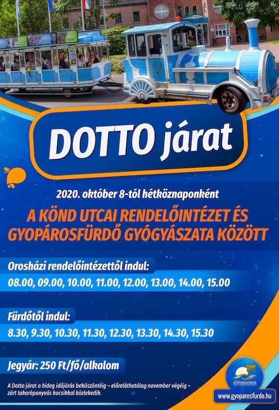 Dotto 2020. október-november