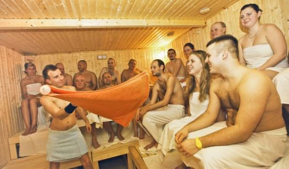<span class='bovebben'>More</span><span class='title'>Sauna sessions</span><span class='text'>Every Saturday and Sunday in Orosháza-Gyopárosfürdő</span>